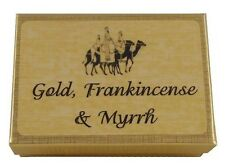 Gold, Frankincense and Myrrh - The Gifts of the Magi