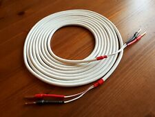 Chord Company Rumour 2 speaker cable - 4.75m single run factory bananas