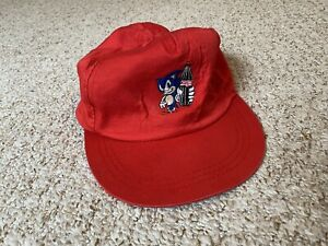 Limited Edition Sonic the Hedgehog Baseball Cap, 1990s Coke - RARE Coca Cola Hat