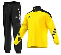 Kids Adidas Tracksuit Boys Full Zip Junior Football Training Tracksuits Running