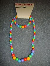 Runde Modeschmuck-Halsketten mit Perlen