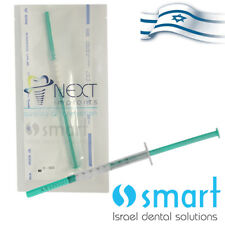 Dental Implant Sterile bone collagen bone Gel NN-BONEGEL Next Israel 0.5 cm³