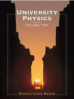 University Physics Hardcover Ronald Lane Reese