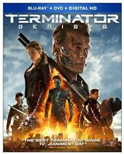 Terminator Genisys [New Blu-ray] With Dvd, Widescreen, Subtitled, 2 Pack, Ac-3