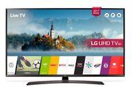 TV LED 49  LG 49UJ634V IPS UHD 4K,TACTICO