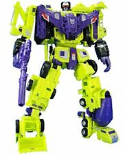 Transformers Unite Warriors Devastator Uw04 Action Figure Takara Tomy