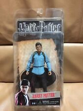 """NECA Deathly Hallows HARRY POTTER 7"""" Action Figure NRFP w/ Base & Wand"""
