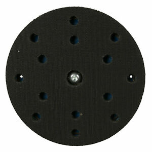 Kovax Stützteller Schleifteller klett medium 5/16''+M8, 150 mm 15Loch M001070