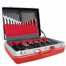 Elektriker Werkzeug PP Hartschalen Koffer Werkzeugbox Tool case box (61124)