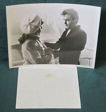 Elvis Presley B/W Cbs Agency 9x7 Photo Still Double Trouble 1967