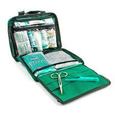 Kit di primo soccorso di 90 pezzi con ghiaccio pronto uso, coperta d'emergenza