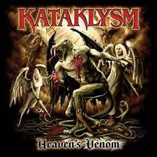 Heaven's Venom + 1 bonus track KATAKLYSM CD ( FREE SHIPPING)