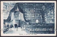 PADOVA CITTÀ 99 UNIVERSITÀ Cartolina viaggiata 1917