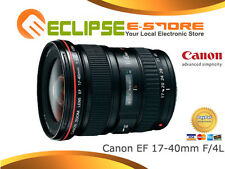 Canon EF 17-40mm f/4L USM Lens 17-40 f4 L 1 Year Au Wty