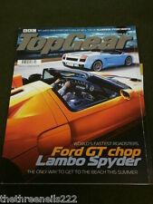 TOP GEAR #150 - FORD GT CHOP - LAMBO SPYDER - MARCH 2006