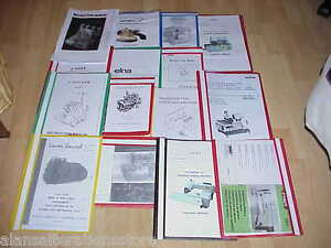 Brother Domestic XL3010 Sewing Machine Owner Manual .Machine NOT supplied