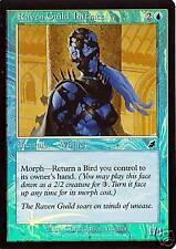 MTG - Scourge - Raven Guild Initiate - 2X - Foil - NM