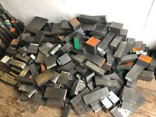 25KG LARGE JOB LOT OF STEEL SQUARE / FLAT BAR BILLET ENGINEERING LATHE MILLING