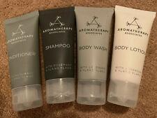Aromatherapy Associates  Travel Set - 4 X 40ml - New
