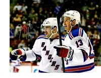 Kevin Hayes autographed signed NHL New York Rangers 8x10 photo