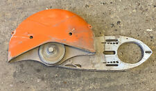 "GENUINE STIHL TS410 12"" CAST ARM AND BLADE GUARD ASSEMBLY"