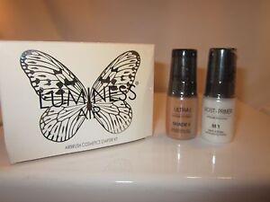 Luminess Air/Stream Airbrush Makeup Ultra Shade 5 Foundation & M1 Primer .25oz
