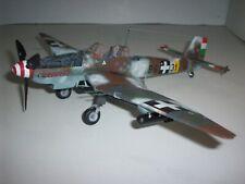Built Wwii 1/48 Italeri Ju-87D-5 Hungarian Air Force Stuka