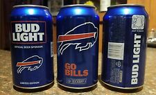 Buffalo BILLS 2017 Bud Light NFL kickoff can - Limited Edition CAN