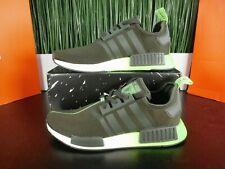 Adidas NMD R1 x Star Wars Yoda Green Olive Mens Running Shoes FW3935 Multi Size