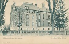 PRINCETON IL – High School – udb (pre 1908)