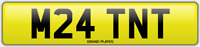 MARTIN T NUMBER PLATE MARTINS MARTYN MARTY M24 TNT NO ADDED FEES CAR REG MARTS