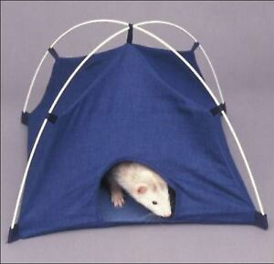 Sheppard and Greene Ferret Rat Cage Toy Bed Playhouse Camp Tent