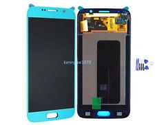 Pantalla Lcd display tactil Touch Screen Para Samsung Galaxy s6 G920F sky blue