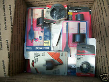 Carbon Hole Saws & Arbors, Misc Lot, Over 25 Peices!