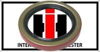 Seal, brake shaft outer, brake piston housing seal. Tractors: 706, 756, 766, 806