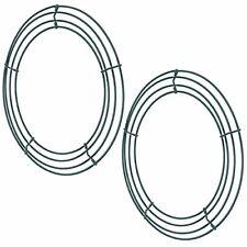 Best X2 Wire Wreaths Frame Wires Wreath Make Rings Green Year Valentines