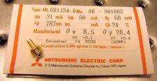 Qty 5 NEW MITSUBISHI ML601J24-01 LASER DIODE 60mW 785nm infrared IR, lot of 5
