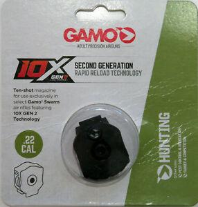 10X GEN2 Quick-Shot mag .22 (Swarm Fusion 10X GEN2 and Swarm Maxxim 10X GEN2)