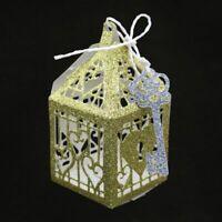 3D Box Metal Cutting Dies Stencil DIY Scrapbooking Embossing Paper Card Craft