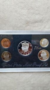 """1998 United States Mint Silver Proof Set """"S"""""""