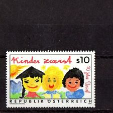 AUSTRIA - UNICEF - 1712 - FINE MINE NH - 1996