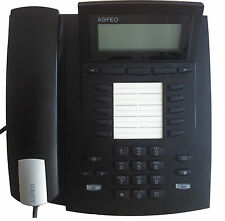Agfeo ST42 S0/UP0  in schwarz Systemtelefon Telefon  ST 42  #100