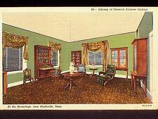 TN - NO. 15 - LIBRARY OF GEN. ANDREW JACKSON