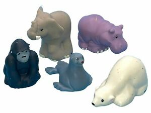 Fisher Price Little People YOU PICK REPLACEMENT Zoo Talkers Animals Seal Gorilla
