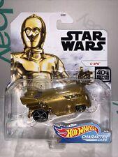 Hot Wheels Star Wars 2020 - C-3po VOLKSWAGEN VW Drag Bus 40th Anniversary