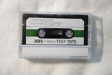 ABEX Mixed Frequency Test Tape TCC-183BM 10k+1k+63Hz -10dB