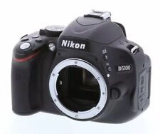 Nikon 25476 D5100 16.2MP Digital SLR Camera Body Only *full Set Boxed *mint