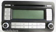 Volkswagen VW GOLF JETTA EOS RCD 300 CD Radio + Code 3Months Warranty