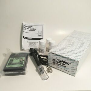 AMERICAN MARINE PINPOINT NITRATE MONITOR PACKAGE - NIB - SHIPS FAST