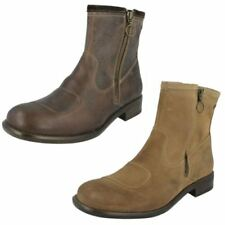 Suede Casual Boots Base London for Men